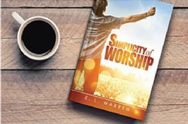 Simplicity Of Worship - Paperback Book
